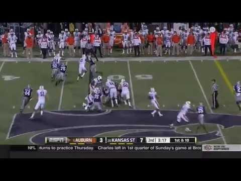 Auburn Offense vs Kansas State Defense 2014