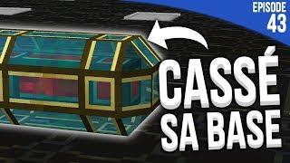 J'AI SABOTÉ SA BASE ! | Minecraft Moddé S4 | Episode 43