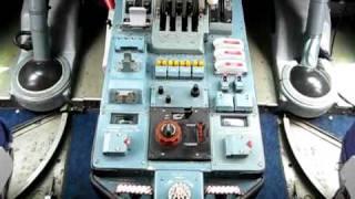 Обзор кабины Ан-124-100.
