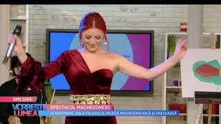 ELENA GHEORGHE &amp STEAUA DI VREARI &amp NIKOs PAPADOPOULOs - DORLU - PROTV