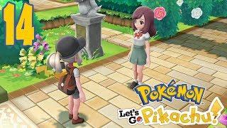 DZIWNE ZABAWY... [#14] Pokemon: Let's GO Pikachu!
