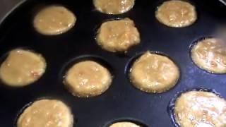 Mummy's Cooking - Jack Fruit Paniyaram / Appam / Sweet