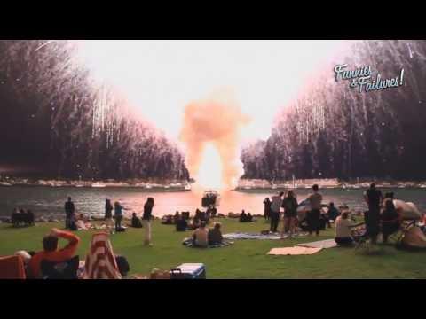 Feuerwerk Fails