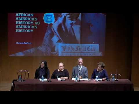 Who is Black America? (The Future of the African American Past, Session 01)