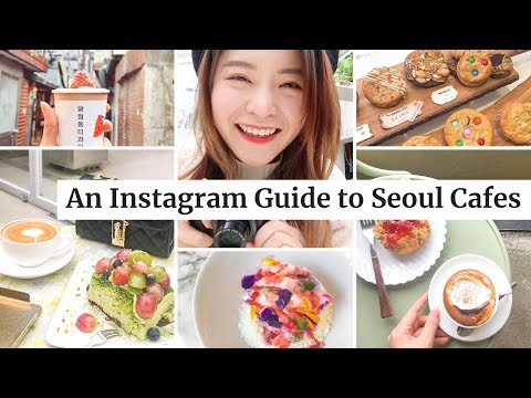24 HOURS IN SEOUL: Cafe Hopping Edition | KOREA TRAVEL GUIDE