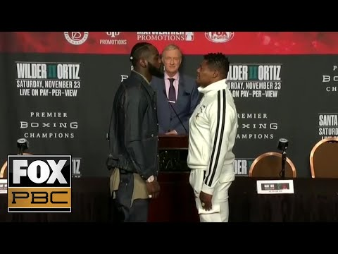 Deontay Wilder: 'Go get your popcorn... in the blink of an eye, bam, good night' | PBC ON FOX