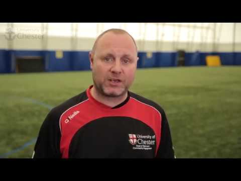 BSc Sports Coaching at the University of Chester