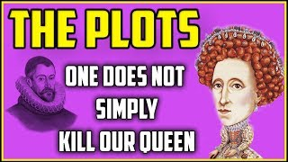 GCSE History: Plots to Kill Elizabeth | Ridolfi, Throckmorton & Babington Plots