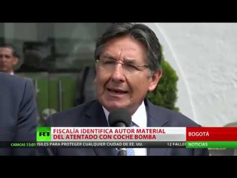 RT en Español: Identifican al autor material del atentado terrorista en Bogotá