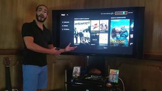 PLEX! Watch all your favorite Movies & Shows!
