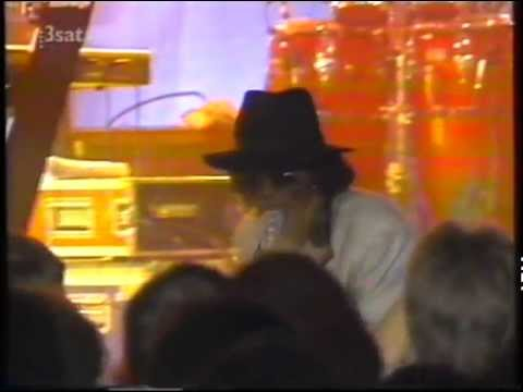 Johnny Guitar Watson Gangster Of Love Live In Europe 90's