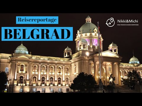 Belgrad Reise-Reportage