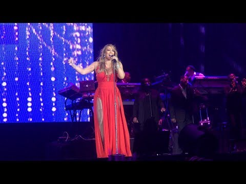 Mariah Carey - We belong together (All the Hits Tour) Live @ Oracle Arena 2017