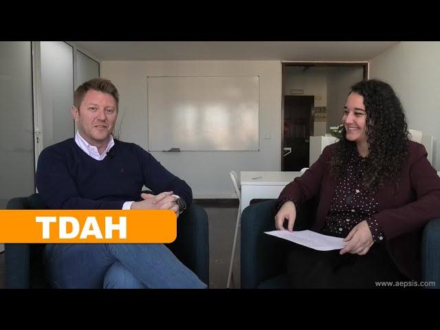 TDAH. Entrevista con Luis Abad, experto en déficit de atención e hiperactividad