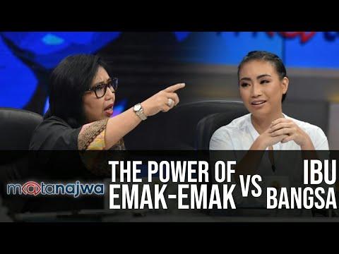 Mata Najwa - Satu Atau Dua: The Power Of Emak-Emak Vs Ibu Bangsa (Part  5)