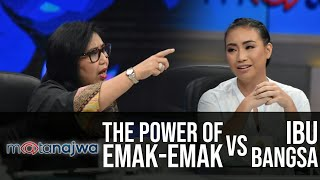 Mata Najwa - Satu atau Dua: The Power of Emak-Emak vs Ibu Bangsa (Part  5)
