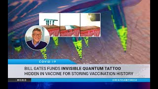 Gates And MIT Quantum Dot Tracking