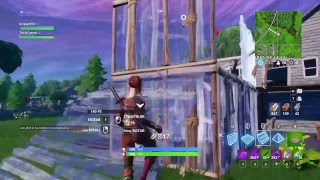Fortnite playing with the skins of GALLETA!!!
