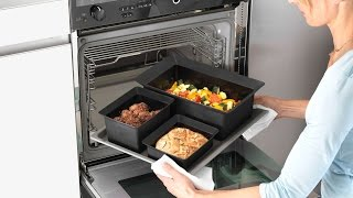 Tipps & Tricks: Ofen-Set «Menü» von Betty Bossi Thumbnail