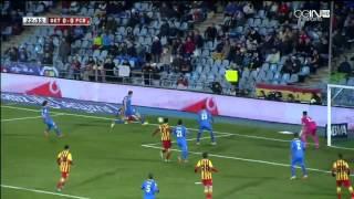 Getafe - Barcelona Highlights HD 16.01.2014