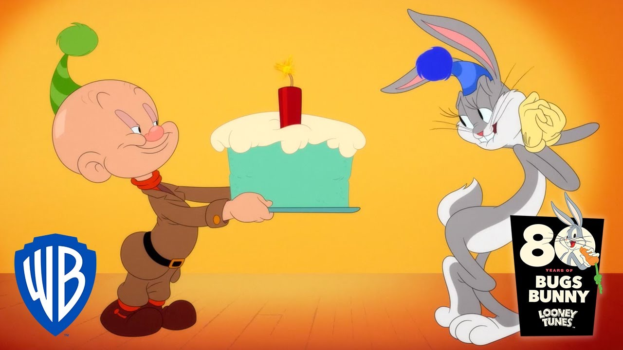 Happy Birthday Bugs Bunny Looney Tunes Wb Kids Youtube