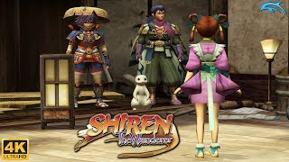 Shiren the Wanderer - Wii Gameplay 4k 2160p (DOLPHIN)