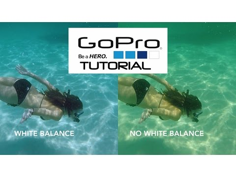 GoPro Tutorial: How to edit and get clear underwater footage