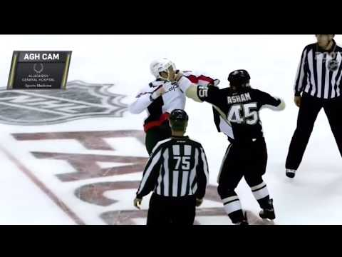 NHL Fights and Hits - Here Comes The Boom - Nelly