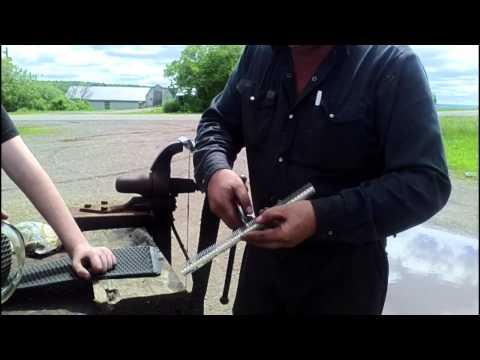 Splicing Baler Belts