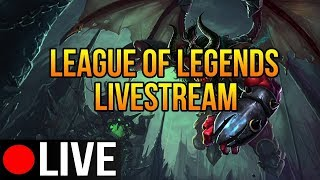 League of Legends Live #57 - NOOB learning the game !!! || NEW SEASON