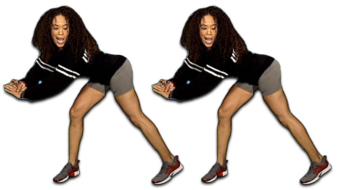 HOW TO REVERSE TWERK | Anisha Gibbs Dance Tutorial | DANCE TUTORIALS LIVE