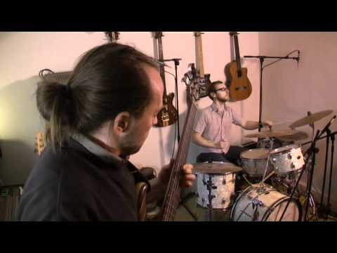 Squarepusher in session for Guardian Music