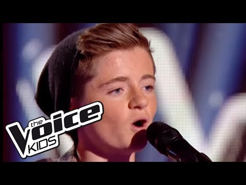 The Voice Kids 2014  Loris  Wake Me Up Avicii  Blind Audition