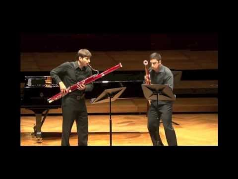 Rossini: Barbiere di Seviglia - Six Arias for two bassoons