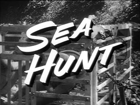 Sea Hunt 1x13 The Shark Cage