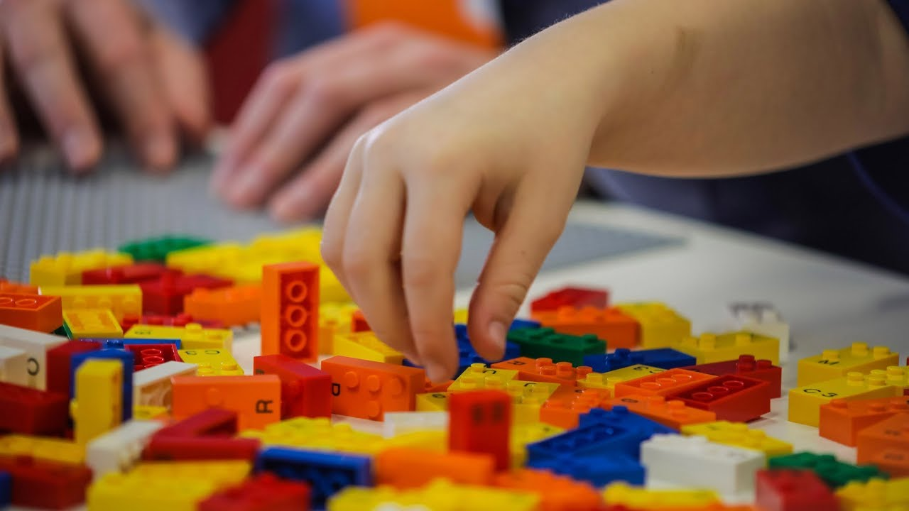 Lego Launches Braille Bricks For Blind And Partially Sighted