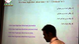 ISCA Tutorials: English Linguistic Workshop (Part 3/9) [16 Aug 2011]