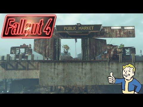Fallout 4 Longfellow Cabin Settlement  #1