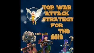 TOP TH9 BEST WAR ATTACKS STRATEGY FOR CLAN WARS | 3 STAR ANY BASE | CLASH OF CLANS