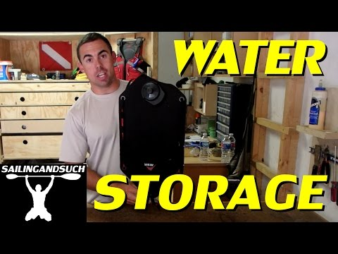 Camp Water Storage Review - MSR Dromeday Bag