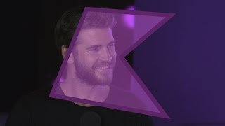 Liam Hemsworth talks Independence Day 2 & being a bad boy
