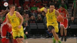 Highlights: Oregon basketball dominates against UNLV