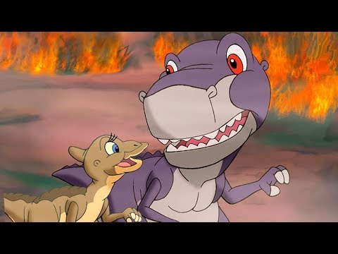 The Land Before Time Full Episodes | Return To Hanging Rock 124 | HD | Cartoon for Kids