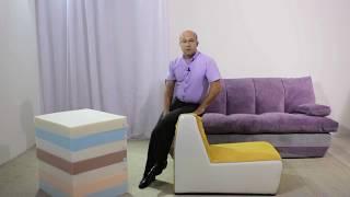 Бескаркасная мягкая мебель обзор