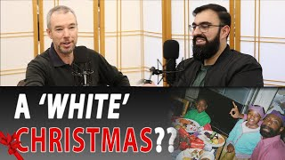 REACTING TO A 'WHITE' CHRISTMAS!