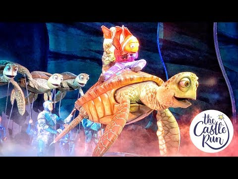 Go With The Flow - Finding Nemo The Musical At Disney's Animal Kingdom