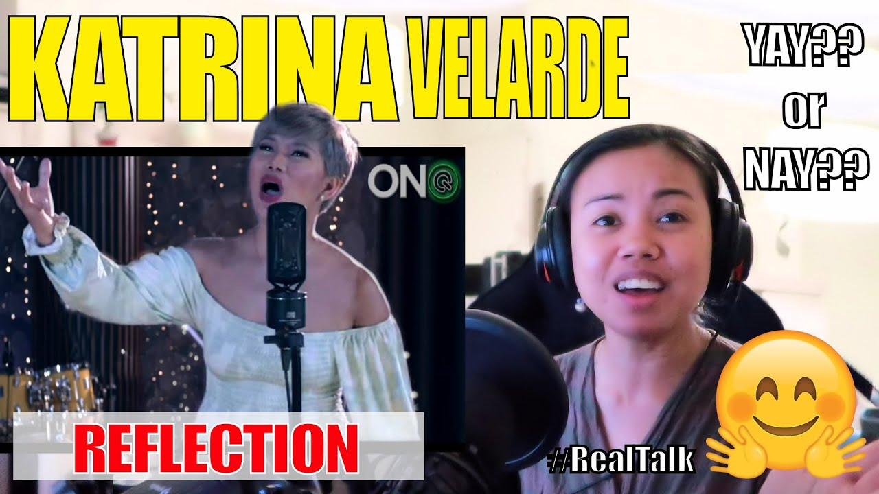 BELGIAN REACTS TO KATRINA VERLARDE 'REFLECTION' (MULAN) - EPIC OR FAIL??