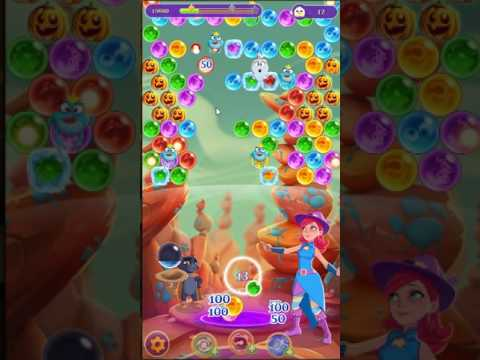 Bubble Witch Saga 3 - Level 250 - No Boosters