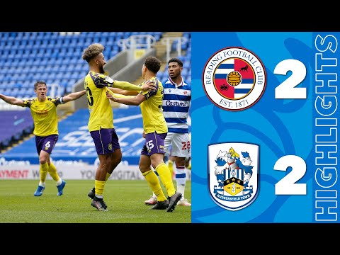 Reading Huddersfield Goals And Highlights