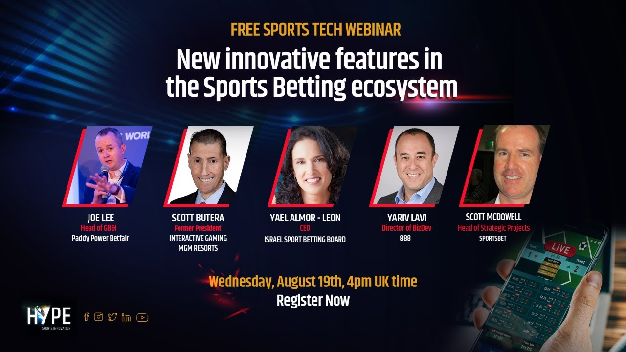 Innovation in sports betting betting in 3bet pots and pans